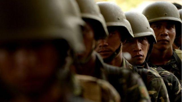 Tentara Filipina