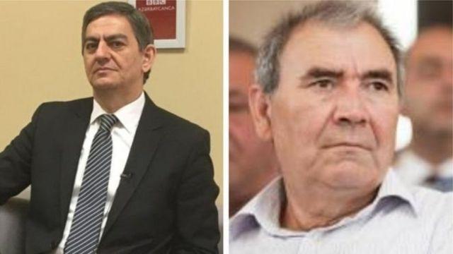 Əli Kərimli və Cəmil Həsənli