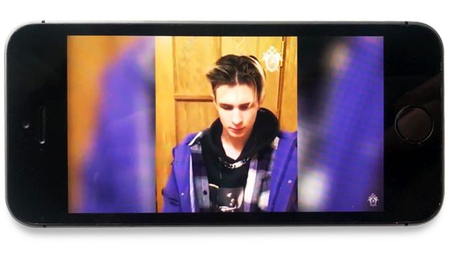 """""""ТикТок""""-блогер Константин Лакеев извиняется за то, что участвовал в нападении на служебную машину на митинге за Навального в Москве"""