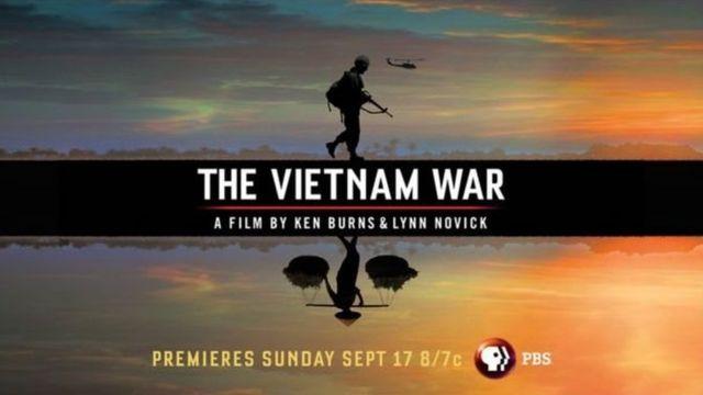 Phim 'The Vietnam War' (Cuộc chiến Việt Nam) - hình do đoàn làm phim cung cấp