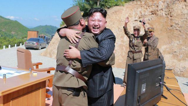 Kim Jong-un, Korea utara