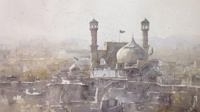 تصویری از مسجد