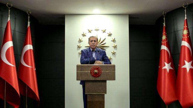Референдум существенно расширил полномочия президента Турции
