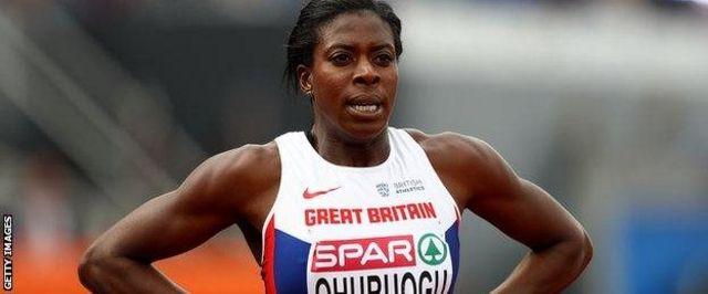 Christine Ohuruogu aliiongoza Uingereza katika mbio za dunia 2013