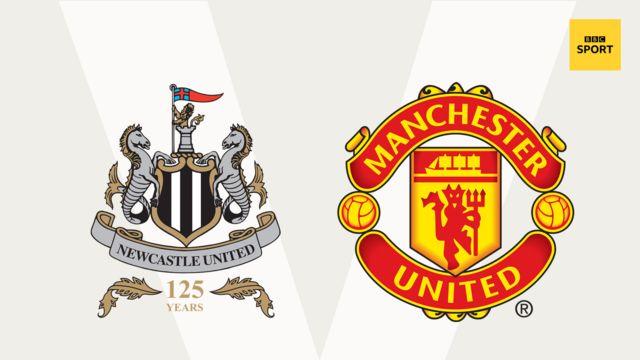 Newcastle v Man Utd
