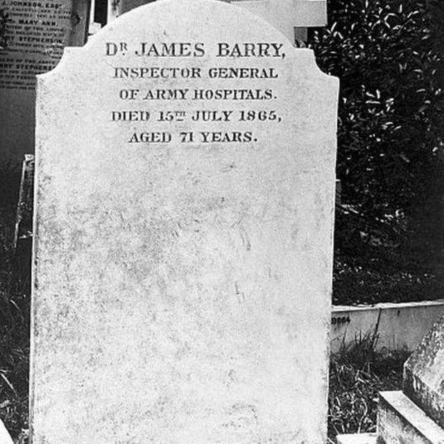 Tumba de James Barry