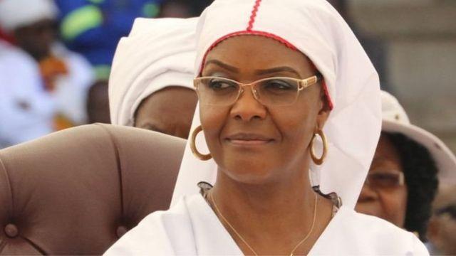 Bà Grace Mugabe phát triển trang trại khi chồng bà làm tổng thống