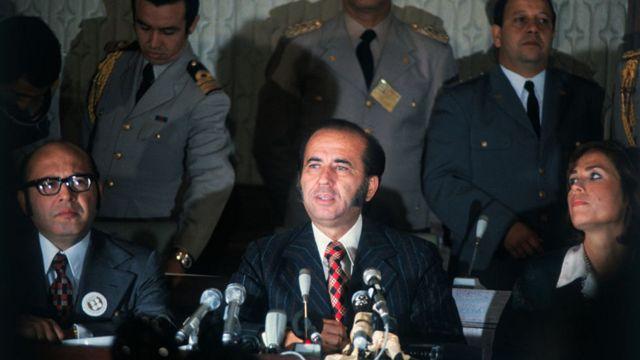 Carlos Andrés Pérez.