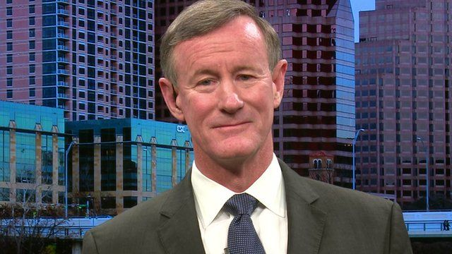 Admiral William McRaven, former Commander of US Special Operations Command