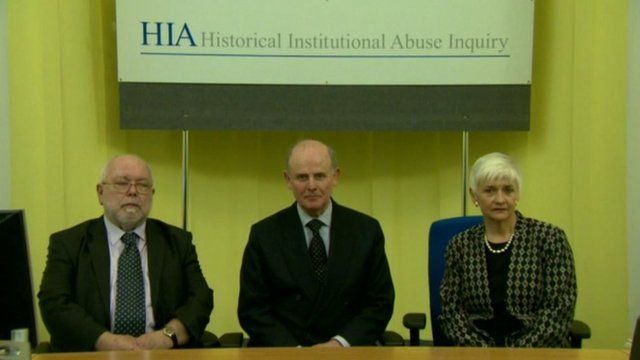 The Historical Institutional Abuse (HIA) inquiry panel is examining the allegations