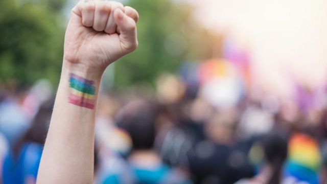 Transgender hate crimes recorded by police goes up 81%