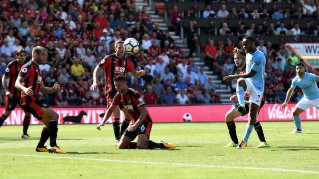 Manchester City-Bournemouth