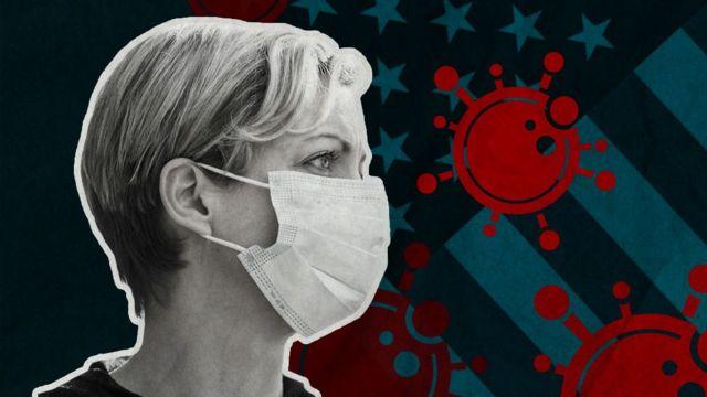 Coronavírus nos EUA: 4 gráficos que mostram por que a pandemia de covid-19  não está controlada - BBC News Brasil