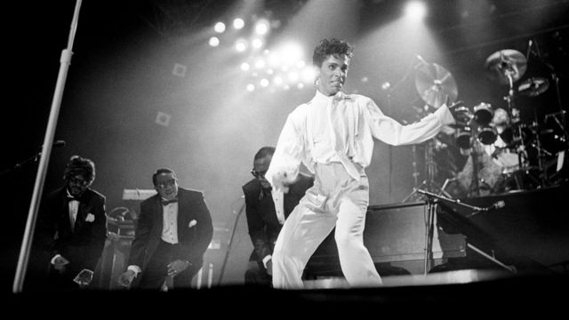File photo dated 12/08/86 of Prince Rogers Nelson, known by his mononym Prince, who has died at the age of 57 at his Paisley Park compound in Minnesota