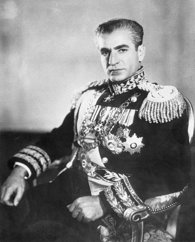 محمد رضا شاه پهلوی