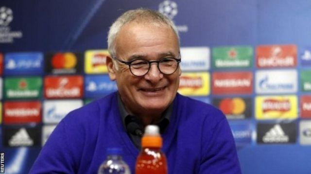 Claudio Ranieri,