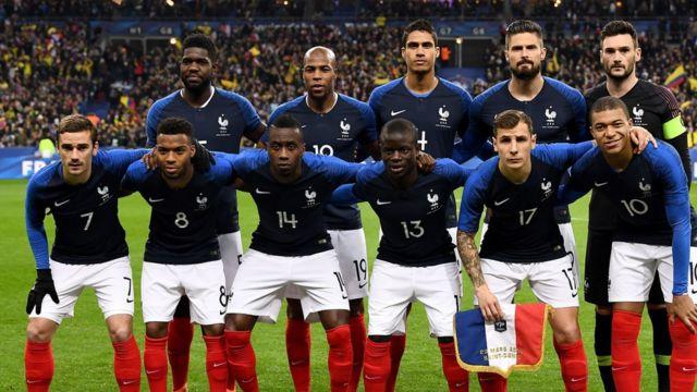 Ikọ France