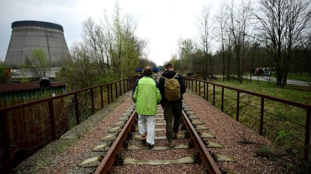Железная дорога на Украине