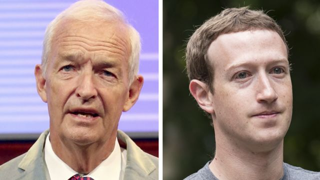 Jon Snow, Mark Zuckerberg