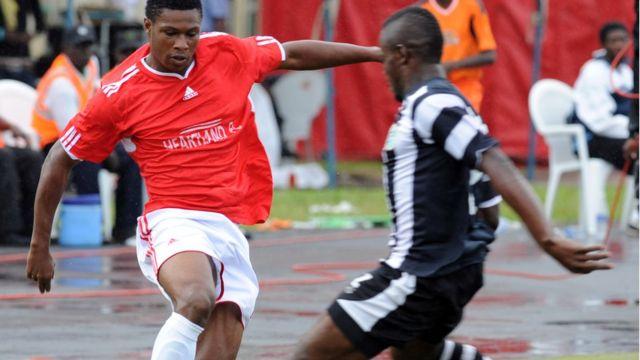 Mgbe Lobi Stars and Heartland FC zutere