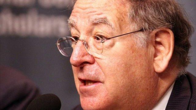 Juiz americano Peter Messitte