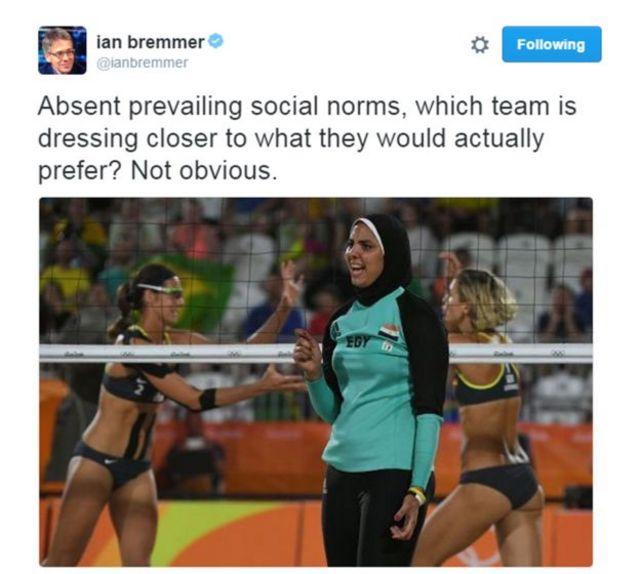 Tuíte de Ian Bremmer