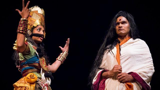कन्नड़ नाटक - अक्षयम्बरा
