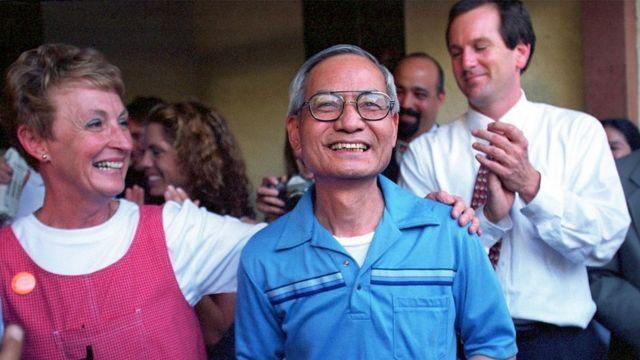 Wen Ho Lee Released from Prison