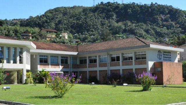 Laboratorio Nacional de Computación Científica de Brasil.