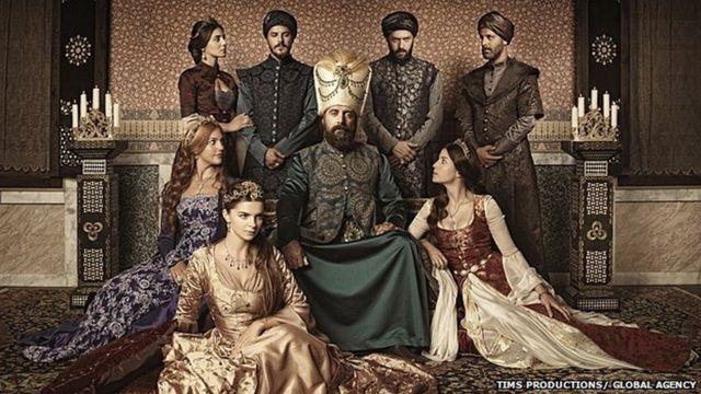 """ممثلون بنغاليون يطلبون وقف عرض مسلسل """"السلطان سليمان"""""""