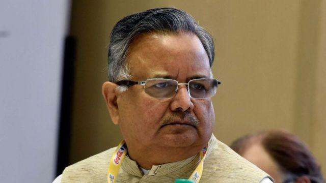 2003 முதல் பதவியில் இருக்கிறார் சத்திஸ்கர் முதலமைச்சர் ரமன் சிங்.