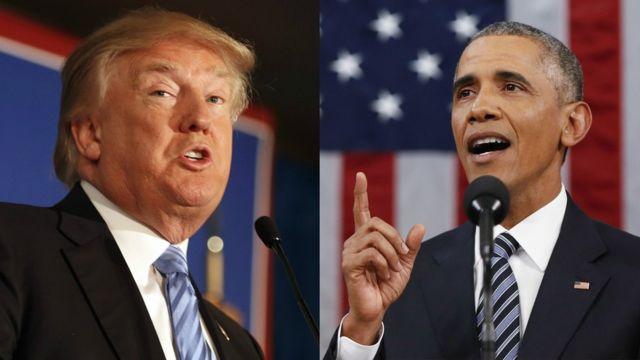 Para revista conservadora, com elogios a Putin, Trump está à esquerda de Obama em política externa