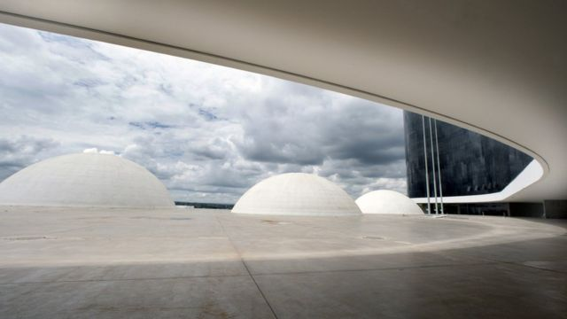 Sede do TSE, em Brasília
