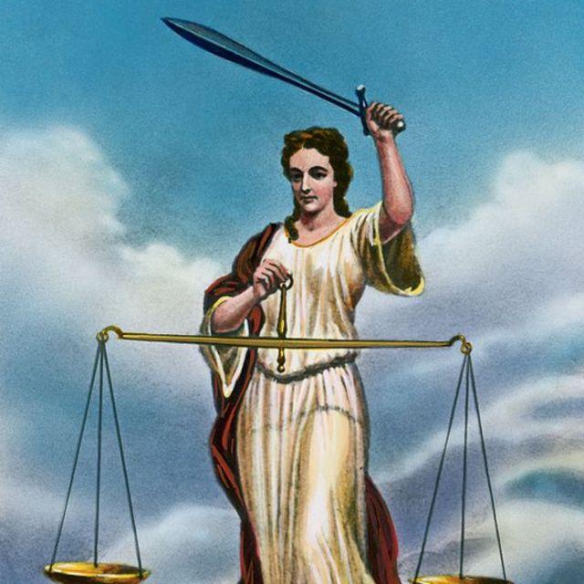 Nữ thần Công lý