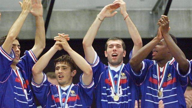 Seleção campeã de 1998