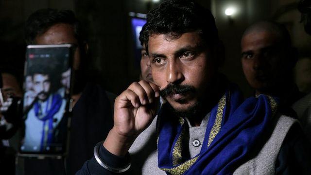 Chandrashekhar Azad: The Indian Dalit leader challenging Modi