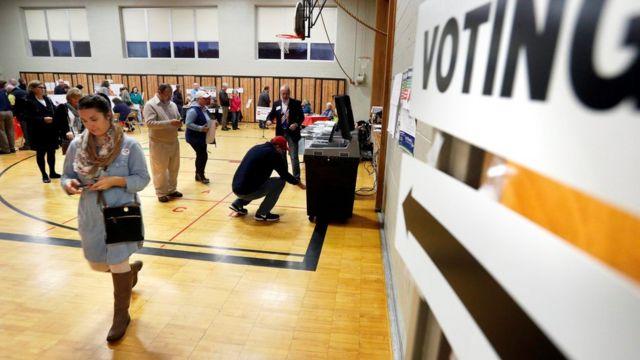Pemilih di Ohio