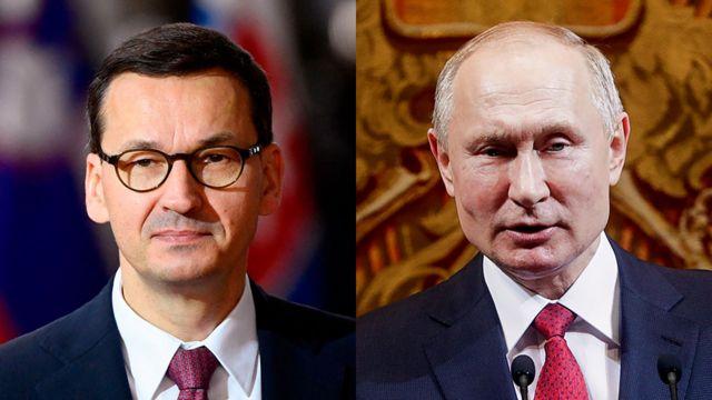 Моравецкий и Путин