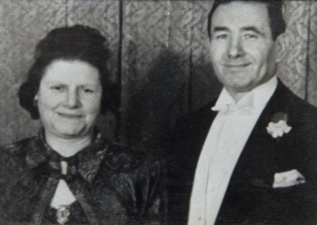 Frimet's grandparents
