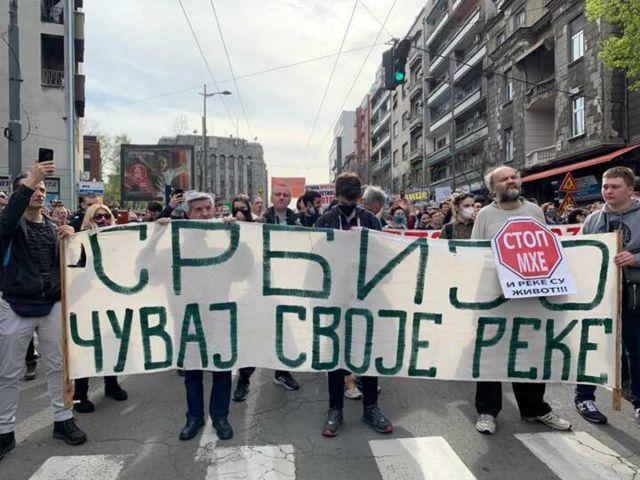 ekološki protest