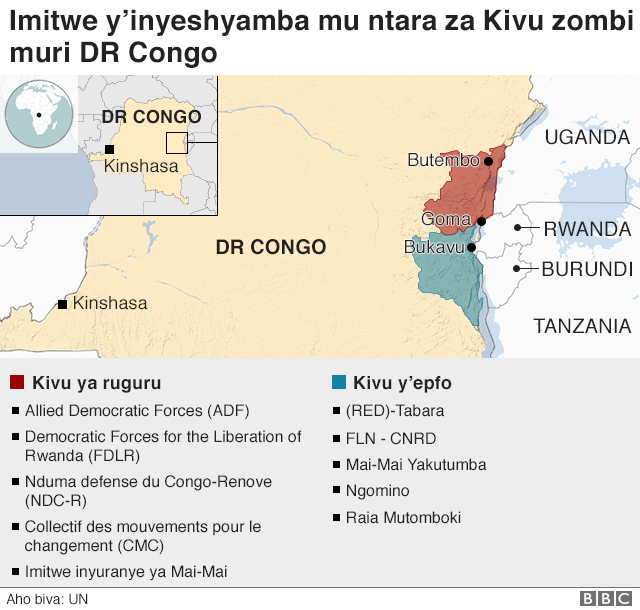 DRC inyeshyamba