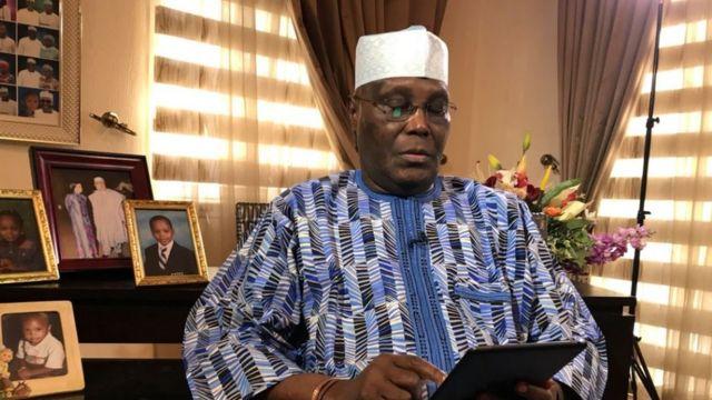 Atiku Abubakar, igbakeji aarẹ orilẹede Naijiria nigbakanri