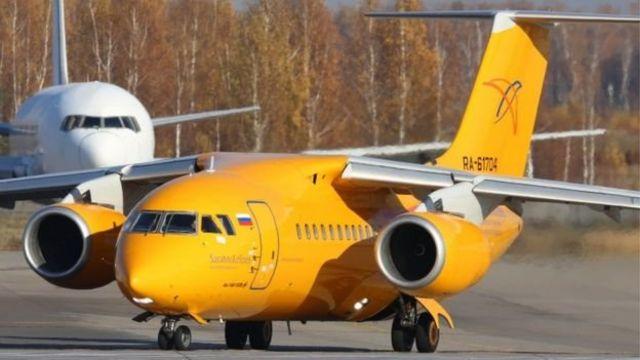 เครื่องบินลำที่เกิดเหตุมีอายุไม่ถึง 8 ปี