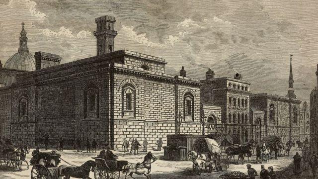 Prisão de Newgate.