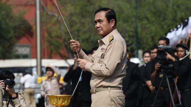 Thai, Prayut Chan-O-Cha