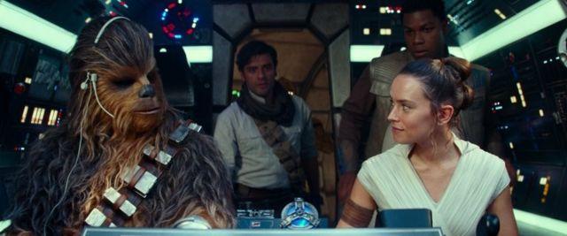 Star Wars serisinin merakla beklenen son filmi The Rise of the Skywalker