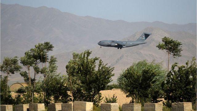 ABD ve NATO güçleri Perşembe gününe kadar üssü kullanmaya devam etti