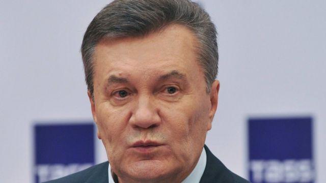 Viktor Yanukoviç