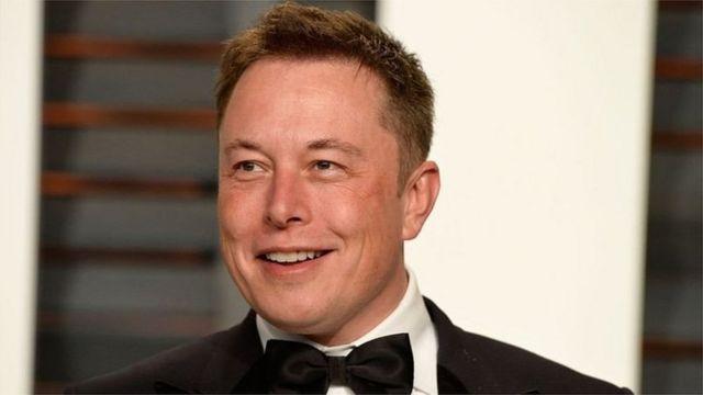 Tesla boss, Elon Musk