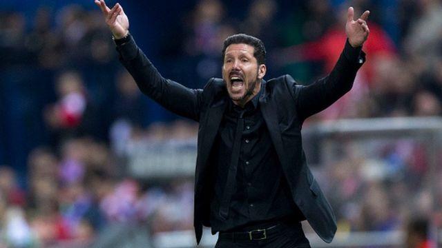 Diego Simeone a prolongé son contrat d'une année avec l'Atletico Madrid